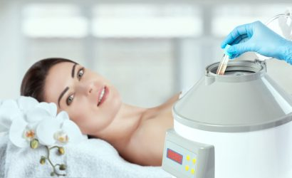 PRP with Dr Maurizio Viel
